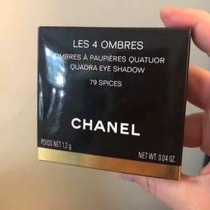 "Chanel Eyeshadow ""Spices"""